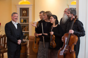 John Hegarty, Red Cedar Chamber Music